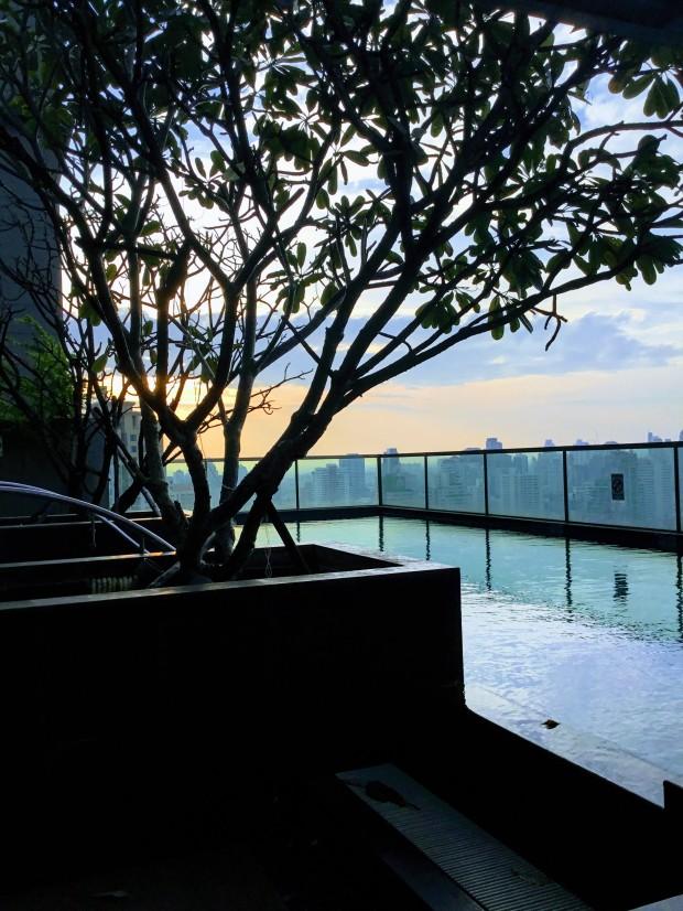 Rooftop in Bangkok